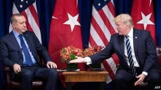 美土交恶 土媒:全因两国领导人会谈被翻译错一个词