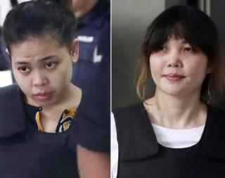 金正男遇害迷案 两名女被告表面罪名成立